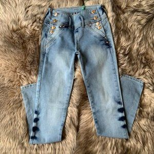 NWT Boopsy Jeans Light Wash size 5